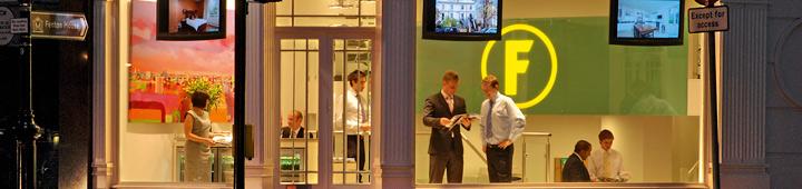 Hampstead Estate Agents: Foxtons Estate Agent