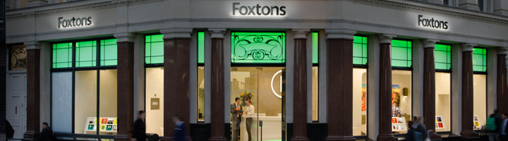 Vauxhall Estate Agents: Foxtons Estate Agent in Vauxhall
