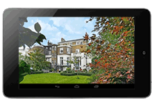 Android tablet property app