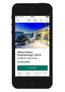 iPhone property app