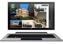 Windows 8.1 property app