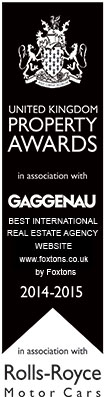 Foxtons awarded for the best real estate agent in the UK and London