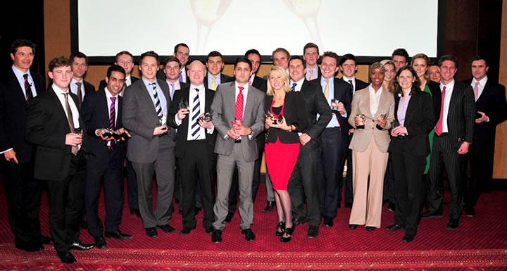 Foxtons awards ceremony