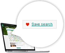 Save searches