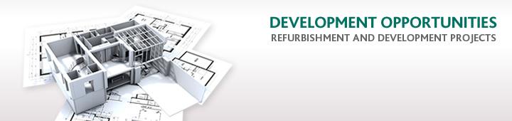 Property development opportunities