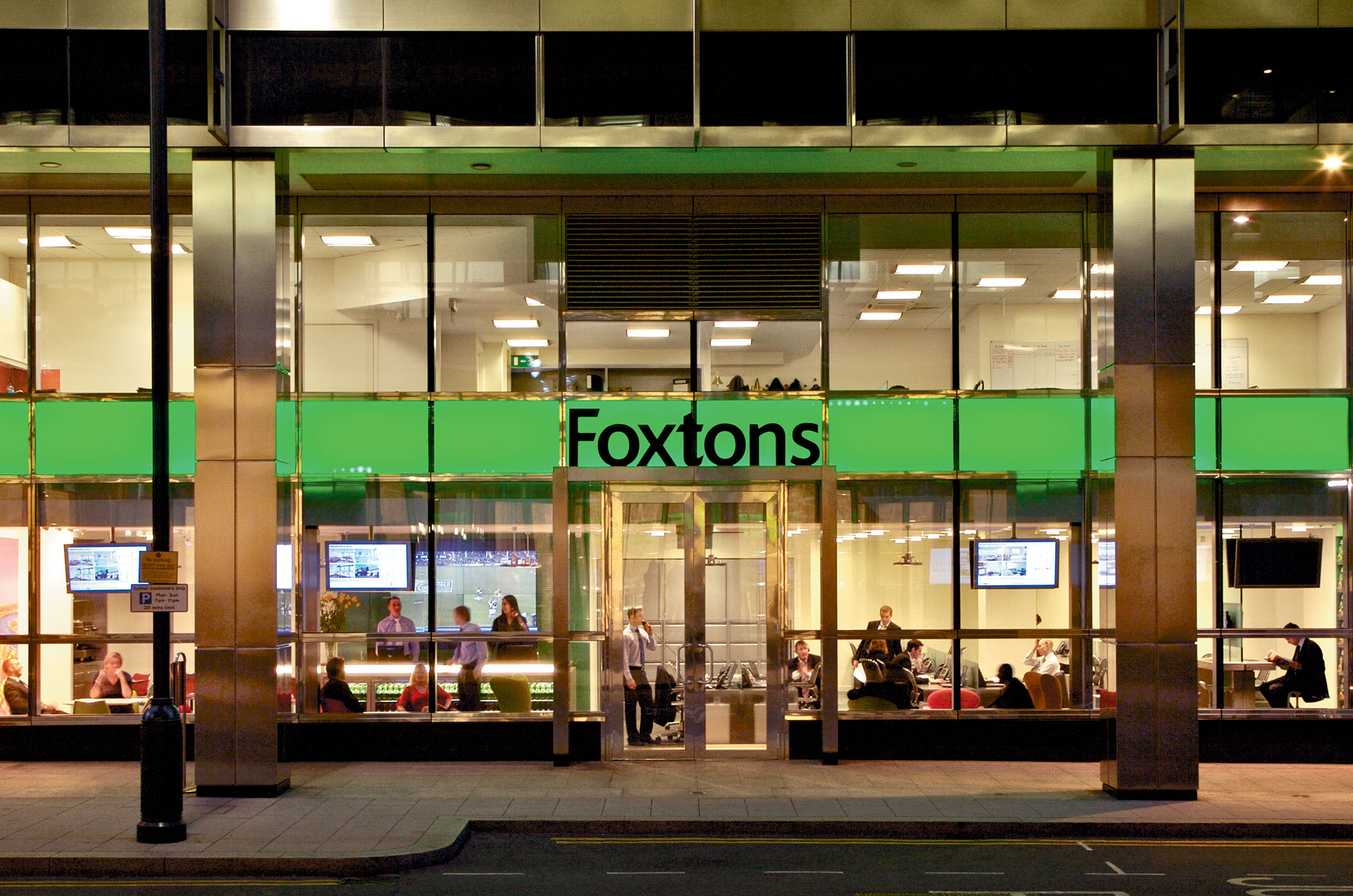 foxtons canary wharf shared ownership investment