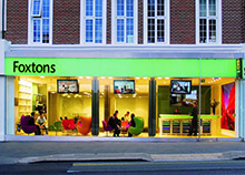 Foxtons Temple Fortune Estate Agents