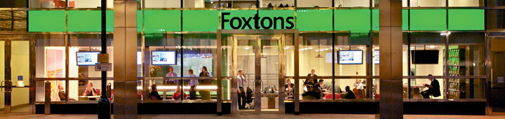 Docklands Estate Agents: Foxtons Estate Agent in Docklands
