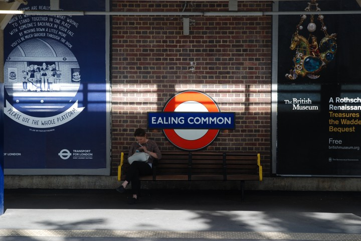 Ealing Common Underground Station