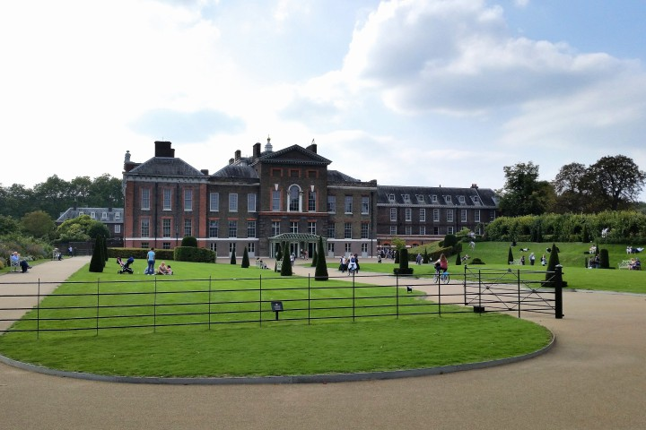 Kensington Palace and Gardens