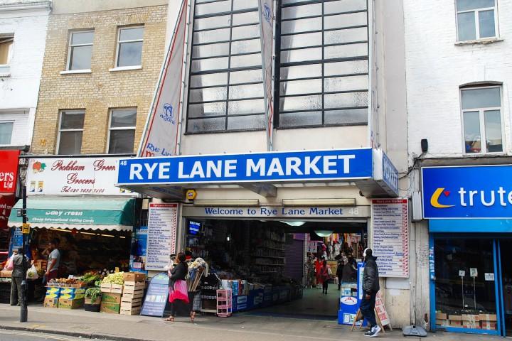 Rye Lane Market peckham