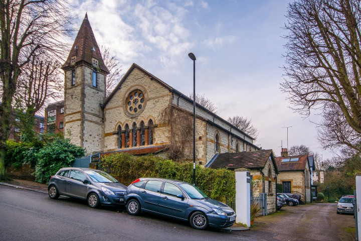 A unique church conversion to rent in London - Foxtons Blog & News