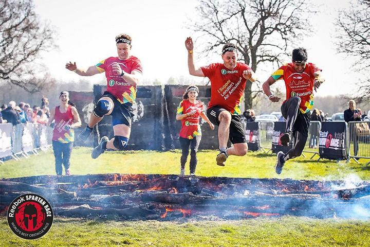 Foxtons Spartan Race