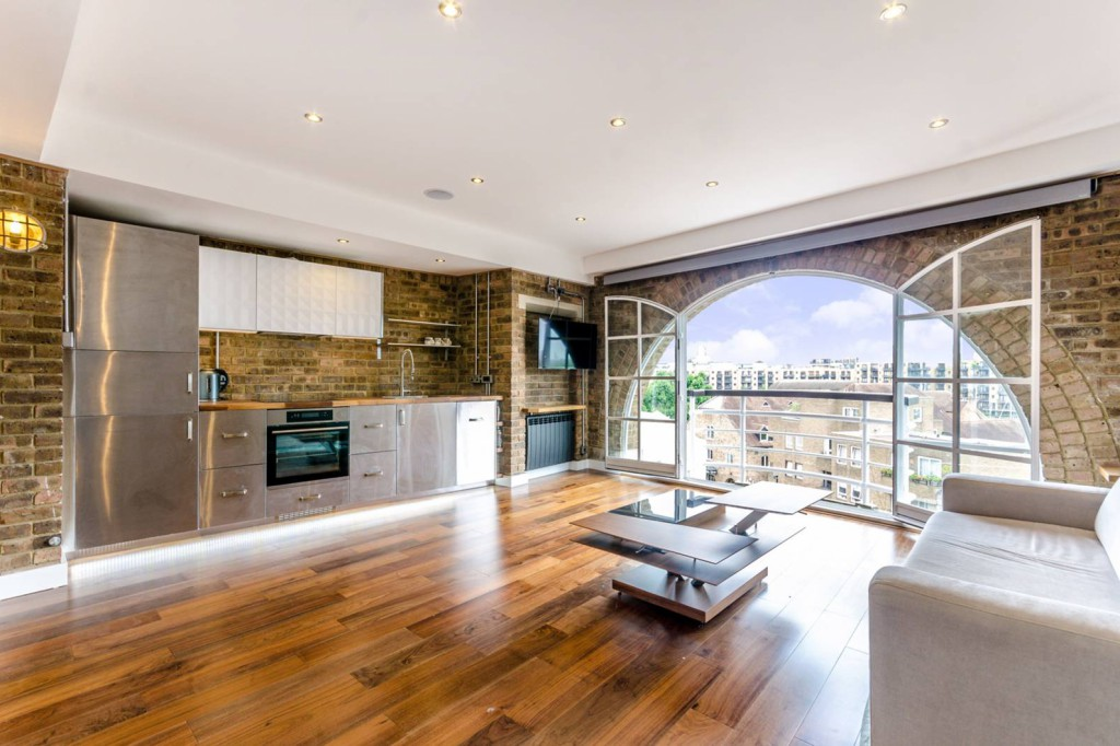 7 Stunning London Warehouse Conversions Under 163 550k