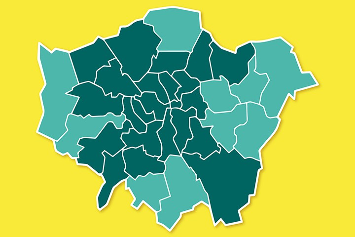Most Affordable Properties In London