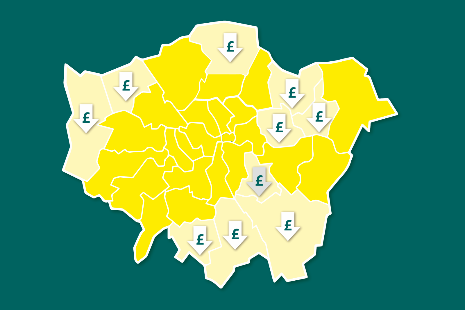10 Cheapest Places To Rent In London 2018 Foxtons Blog News
