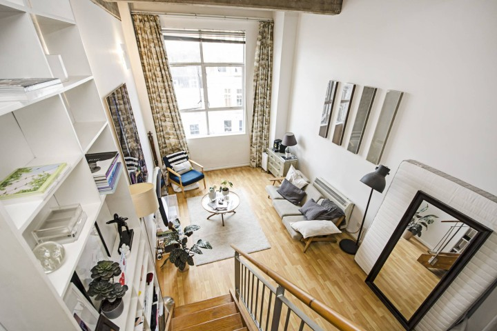 40 Stunning London Warehouse Conversions Under £40k Foxtons Blog Amazing Two Bedroom Flat In London Property